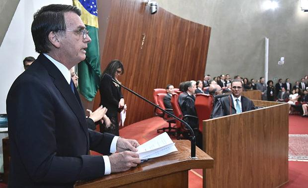 TSE diploma presidente e vice-presidente da República Jair Bolsonaro e Hamilton Mourão
