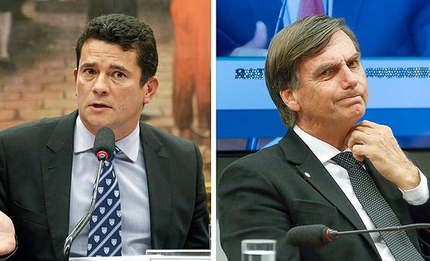 Bolsonaro alega risco e determina que PF amplie segurança de Moro