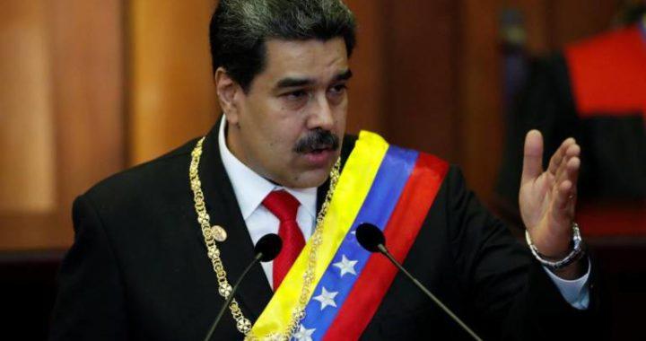 Maduro diz que aceita proposta de México e Uruguai para negociar 'acordo de paz nacional'