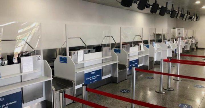Governo testa nova tecnologia para  reconhecimento facial em todos aeroportos do país